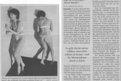 Kölner Stadt-Anzeiger 04. Mai 2004