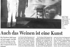 Kölner Stadt-Anzeiger 27. September 2005