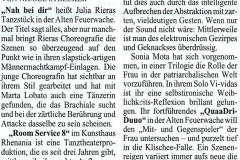 Kölner Stadt-Anzeiger 10./11. November 2007