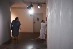 21.11.2019 Roomservice 2019 im Kunsthaus Rhenania, veranstaltet von bodyincrisis. #MACHTFRESSENSEELEAUF Dana Mikhail, Jessica Sinapi
